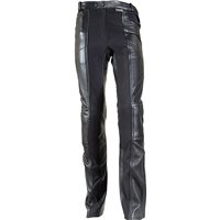Richa Kelly Ladies Leather Trousers (Black)