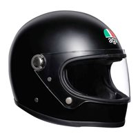 AGV Legends X3000 Helmet (Matt Black)