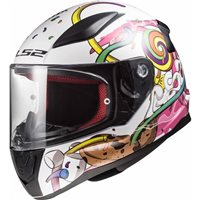 LS2 FF353 J Rapid Mini Crazy Pop Kids Helmet