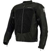 Richa Airbender Textile Motorcycle Jacket (Black)