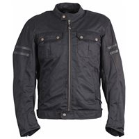 Richa Fullmer Textile Motorcycle Jacket (Black)
