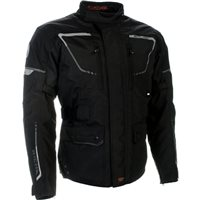 Phantom 2 Textile Motorcycle Jacket (Black) by Richa