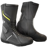 Richa Vortex Motorcycle Boots (Black)
