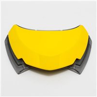 Shoei GT Air Upper Air Intake (Yellow)