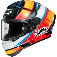 Shoei X-Spirit 3 De Angelis TC1 Replica Helmet