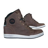 RST IOM TT Crosby Motorcycle Boot (Brown) 2244