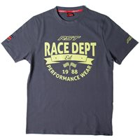 RST T-Shirt VINTAGE 88 (Steel/Lime) 0067
