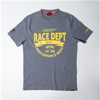 RST T-Shirt VINTAGE 88 (Grey/Yellow) 0067