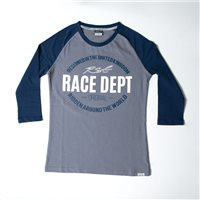 RST Ladies Original 1988 T-Shirt (Grey/Navy)