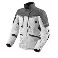 Revit Poseidon 2 Gore-Tex Jacket (Silver-Anthracite)