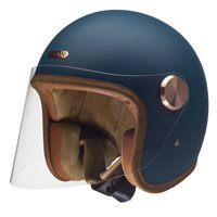 Hedon Epicurist Open Faced Helmet (Teal)