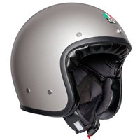AGV X70 Mono Open Face Helmet (Matt Grey)