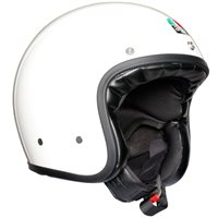 AGV X70 Mono Open Face Helmet (White)