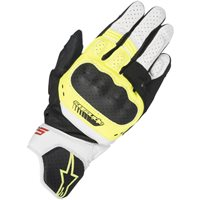 Alpinestars SP-5 Gloves (Black/Yellow Fluo/White)