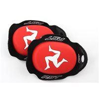 RST Isle Of Man Manx TT Knee Sliders
