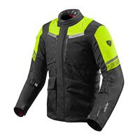 Revit Neptune 2 GTX Gore-Tex Jacket (Black|Neon Yellow)