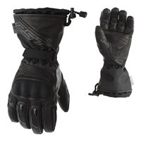 RST Paragon CE Waterproof Motorcycle Gloves 2264 (Black)