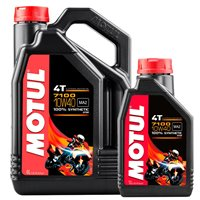 MOTUL 7100 10w40 High Performance Fully Synthetic Oil