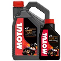 MOTUL 7100 10w50 High Performance Fully Synthetic Oil