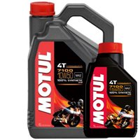 MOTUL 7100 15w50 High Performance Fully Synthetic Oil
