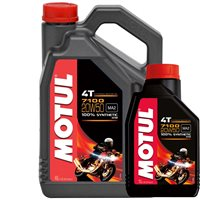 MOTUL 7100 20W50 High Performance Fully Synthetic Oil