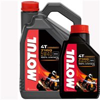 MOTUL 7100 5w40 High Performance Fully Synthetic Oil