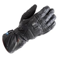 Oxford Voyager Leather Gloves - Black