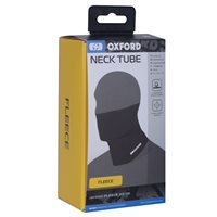 Oxford Neck Tube Fleece Multitube - Black
