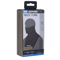 Oxford Deluxe Neck Tube Micro Fibre Multitube - Black
