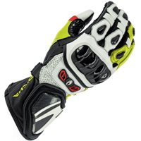 Richa Savage 2 Gloves (Red/White/Flo Yellow)