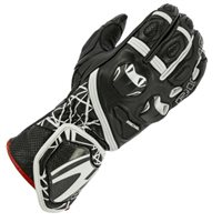 Richa Tiran Gloves (Black/White)