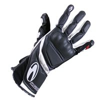 Richa WSS Motorcycle Gloves (Black/White)