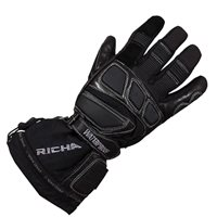 Richa Carbon Winter Gloves (Black)