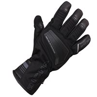 Richa Cave Motorcycle Gloves (Black)