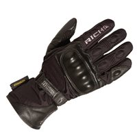 Richa Nasa Motorcycle Gloves (Black)