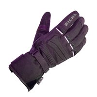 Richa Peak Motorcycle Gloves (Black)