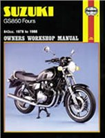 Haynes  Manual 536 SUZ GS850