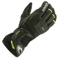 Richa Typhoon Gore-Tex Gloves (Black/Fluo Yellow)