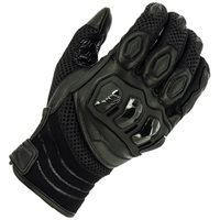 Richa Turbo Motorcycle Gloves (Black)