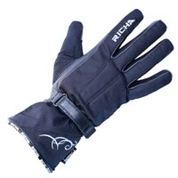 Richa Carmen Ladies Gloves (Black)