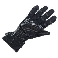 Richa Elegance Ladies Glove (Black/Grey)