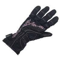 Richa Elegance Ladies Glove (Black/Pink)