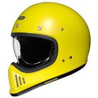 Shoei Ex-Zero Motorcycle Helmet (Brilliant Yellow)