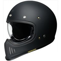 Shoei Ex-Zero Motorcycle Helmet (Matt Black)