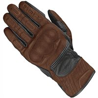 Held Curt Motorcycle Gloves (Brown)