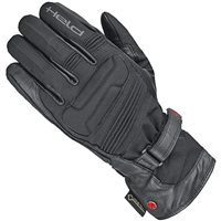 Held Satu II Gore-Tex Motorycle Gloves (Black)