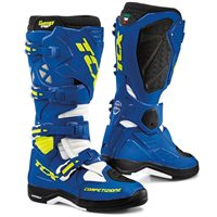 TCX  Comp Evo 2 Michelin Off Road Boot (Blue/White)