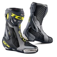 TCX RT-Race Pro Air Boot (Black/Grey/Yellow)-Special Order