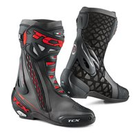 TCX RT-Race Boot (Black/Red)