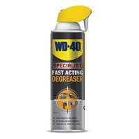 WD40 Industrial Strength Degreaser Spray 500ml